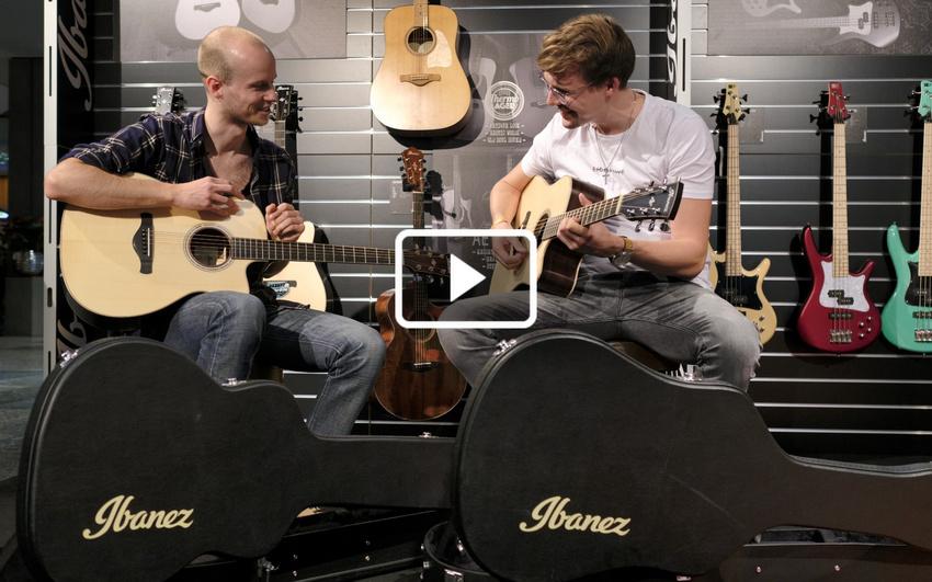 """Video: Die Ibanez """"Slap'n'Tap""""-Preisübergabe beim Guitar Summit 2019"""