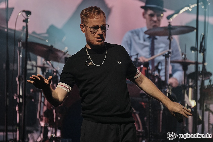 Seeed (live in Mannheim 2019)