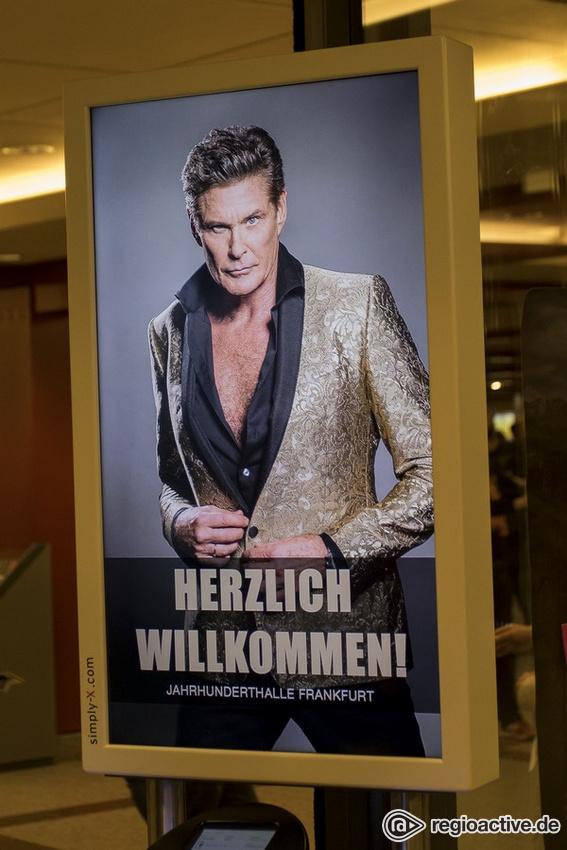 Impressionen (live in Frankfurt, 2019)
