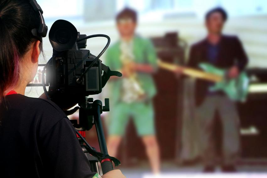 Konzerte mitschneiden: So gelingt euch ein professionelles Live-Video mit einfachen Mitteln