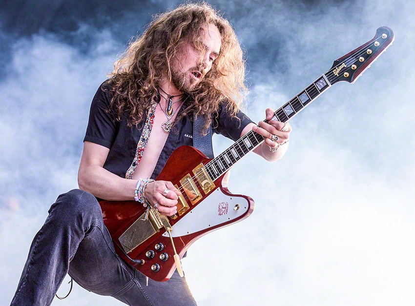 Gibson verliert das Trademark für Firebird-Gitarren in der EU