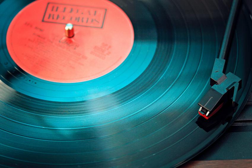 Weihnachtseinkäufe verhelfen der Schallplatte in den USA zu Rekordverkäufen