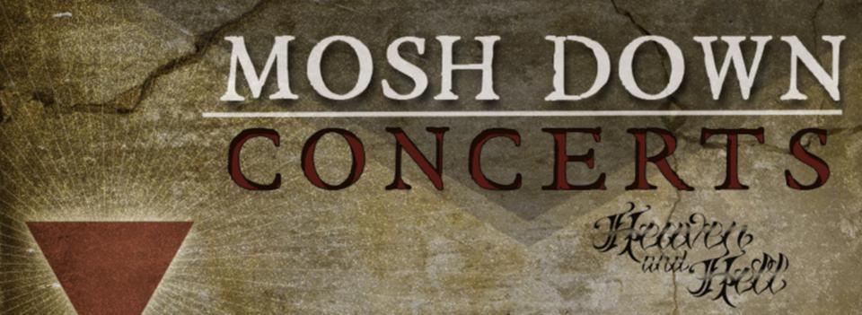 Mosh Down Concerts
