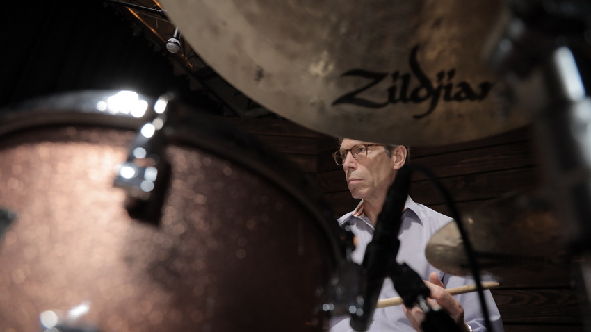 Home of Drums: John Riley, Alex Landenburg und weitere Künstler beim neuen Community Event zur Musikmesse