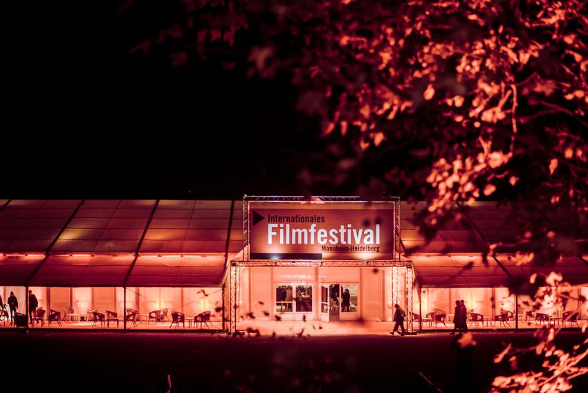 Internationales Filmfestival Mannheim-Heidelberg (Pressebild, 2019)