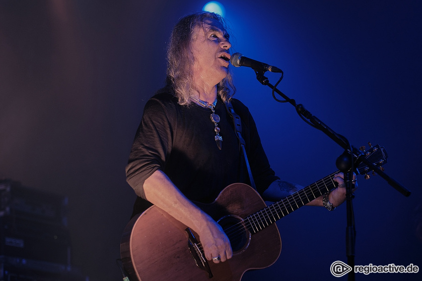 New Model Army (live in Frankfurt 2019)