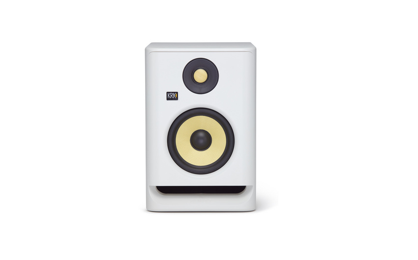 """KRK ROKIT G4-Serie: Jetzt auch in der besonders eleganten """"White Noise""""-Edition"""