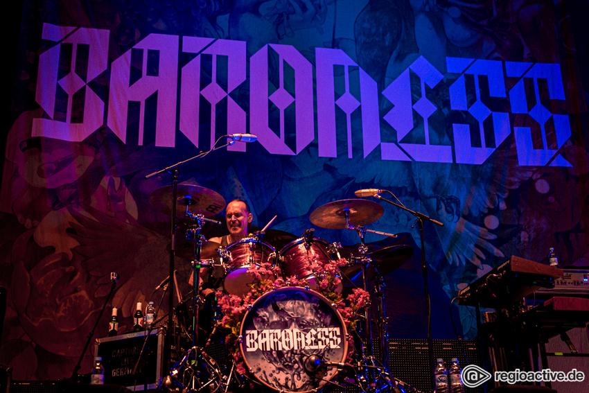 Baroness (live in Frankfurt, 2019)