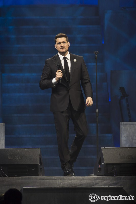 Michael Bublé (live in Mannheim, 2019)