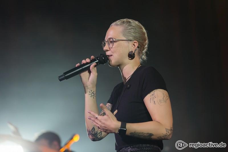 Stefanie Heinzmann (live in Frankfurt, 2019)