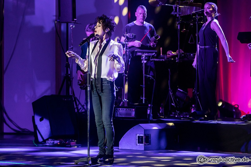 Lisa Stansfield (live in Ludwigshafen 2019)