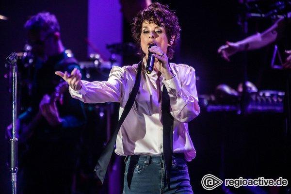 Love, Baby - Lisa Stansfield bringt Soul-Power ins BASF-Feierabendhaus nach Ludwigshafen