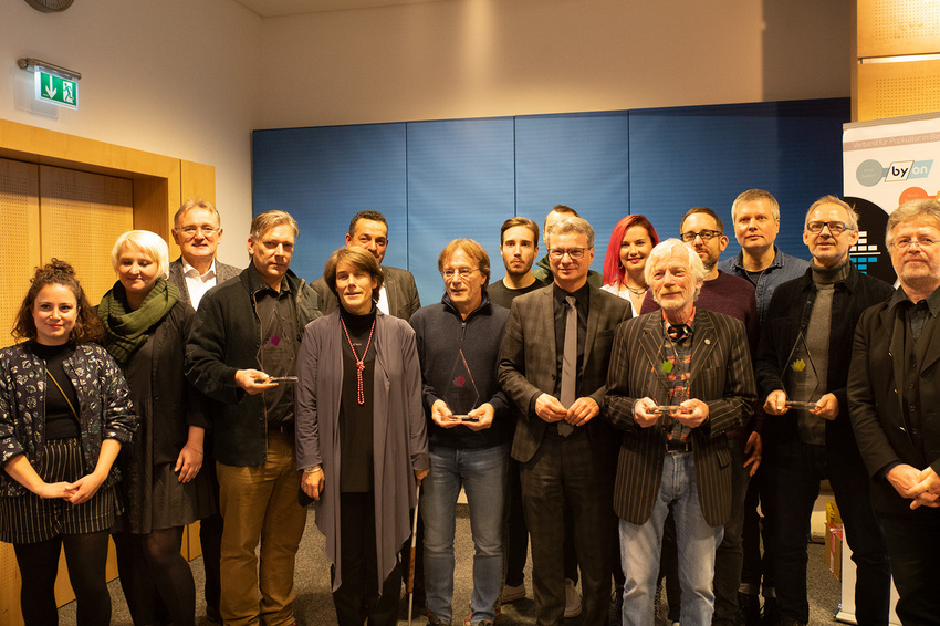 Der VPBy vergibt den Bayerischen Popkulturpreis 2019 in vier Kategorien