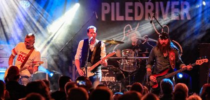 Piledriver (CH) - A Tribute to Status Quo