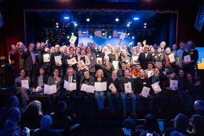 Förderung herausragender Livemusikprogramme mit 1,8 Mio. € - Der APPLAUS 2019 geht an 107 Liveclubs und Programmreihen in ganz Deutschland