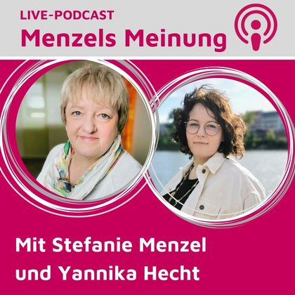 Live-Podcast: Menzels Meinung