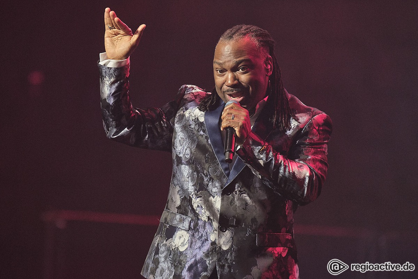 Al McKay's Earth, Wind & Fire Experience (live bei Night Of The Proms in Mannheim 2019)