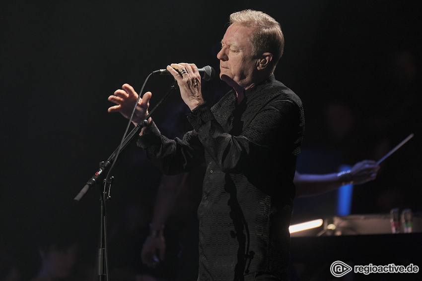 John Miles & Natalie Choquette (live bei Night Of The Proms in Mannheim 2019)