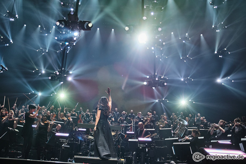 Das große Finale bei Night Of The Proms (live in Mannheim 2019)