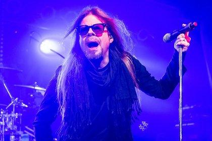 In guter Form - 80er-Metal-Legenden: Bilder von Queensryche live in Mannheim