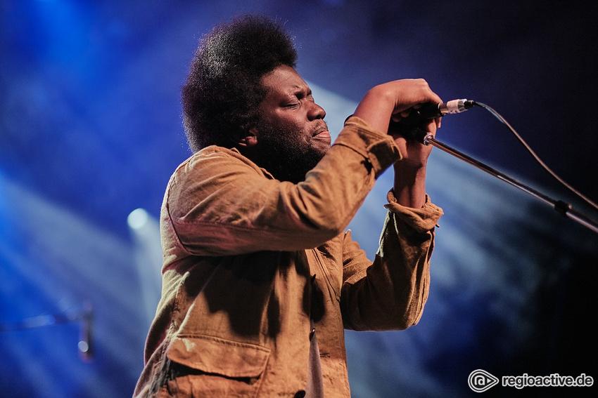 Michael Kiwanuka (live in Frankfurt 2019)
