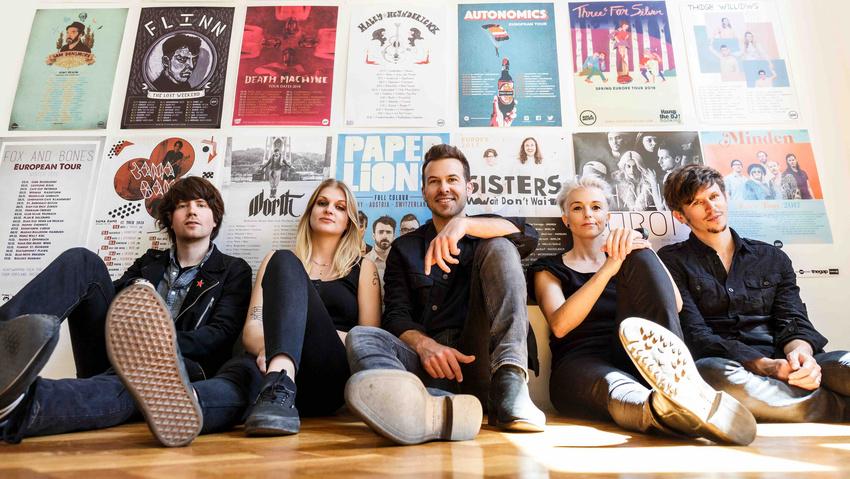 Dominik Schmidt von Rola Music über Booking & PR für Newcomer-Bands und Erfolgsrezepte für Agenturen und Musiker