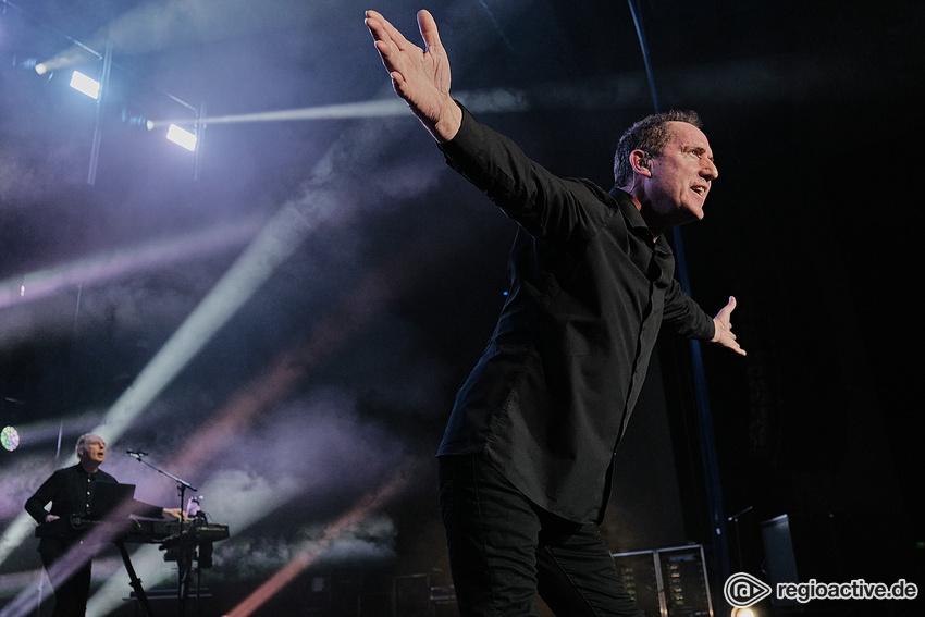Synth-Pop-Party - OMD geben bei ihrer Jubiläumsshow in Frankfurt Vollgas