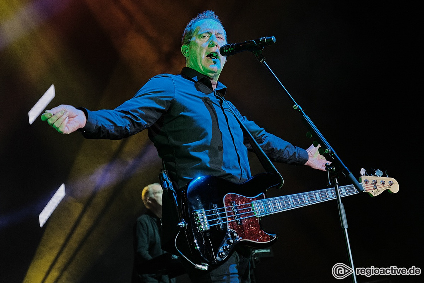 OMD (live in Frankfurt 2019)