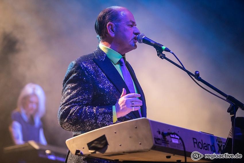 Entschlossen - Heaven 17: Fotos der Synth-Pop-Band live im Capitol Mannheim