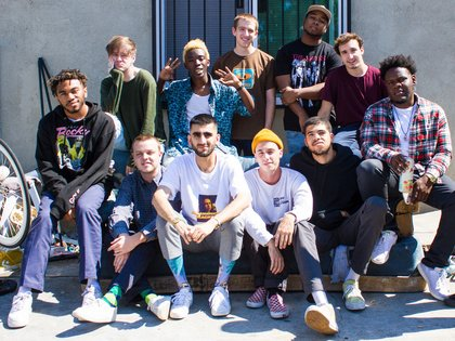 """Best boy band since One Direction"" - Brockhampton live 2021: Konzerte in Berlin, Köln und München (Update: verschoben!)"