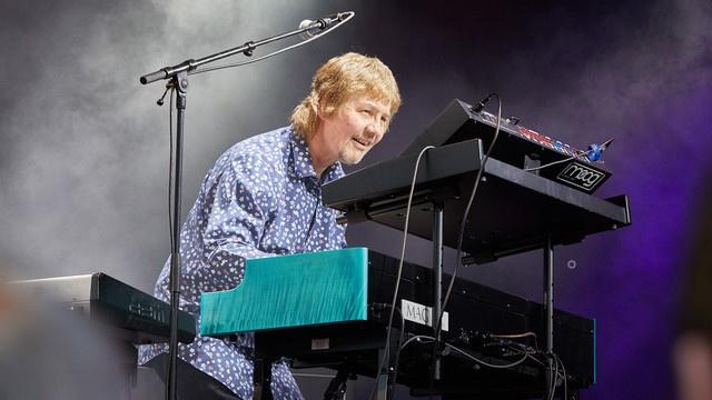 Don Airey auf der Musikmesse 2019