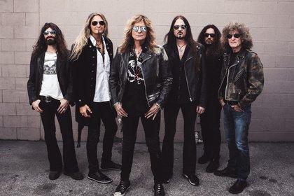 In größerem Rahmen - Whitesnake: Die Hardrock-Band geht 2020 auf Deutschlandtour