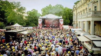 Hessens größtes Musikfestival - Das Schlossgrabenfest 2020 in Darmstadt sucht eine Band für die ECHO-Bühne