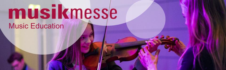 Präsentieren Sie Ihr Thema als Speaker im Musikmesse 2020 Education Forum