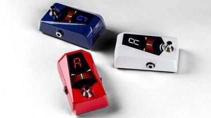 Das Pedalboard für Astronauten - Futuristisch: Der KORG Pitchblack Advance kommt in limitierter Metallic-Edition