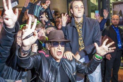 Hochrangiger Besuch - Fotos der Premiere von 'Lindenberg! Mach Dein Ding' in Leipzig