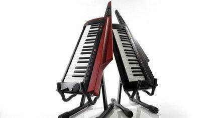 Lang ersehnte Neuauflage - Freiheit für Keyboarder: Die KORG RK-100S2 Keytar im neuen Gewand!