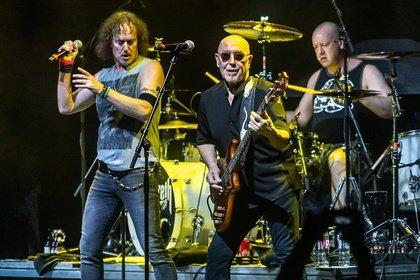 Einschlägig - Music & Stories Tour 2020: Bilder von Nazareth live in Frankfurt
