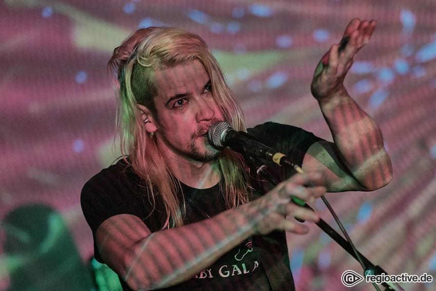 Franka (live beim 9. Mannheimer Winteraward 2020)