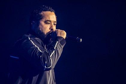 Gefühvoll - Adel Tawil: Fotos des Sängers live in der Barclaycard Arena in Hamburg