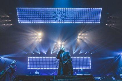 Die mit den Masken - Einzigartig: Bilder von Slipknot live in der Festhalle Frankfurt
