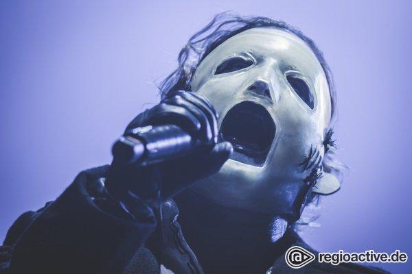 All I've Got Is Insane - Slipknot bringen den Wahnsinn zurück in die Frankfurter Festhalle