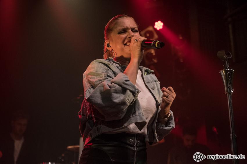 Jeanette Biedermann (live in Hamburg, 2020)