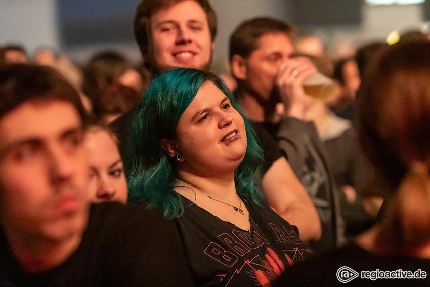 Frank Turner & the sleeping souls (live in Mannheim 2020)