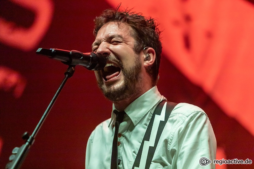 Frank Turner & the sleeping souls (live in Mannheim 2020)