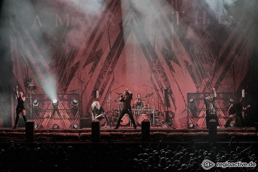 Amaranthe (live in Frankfurt 2020)