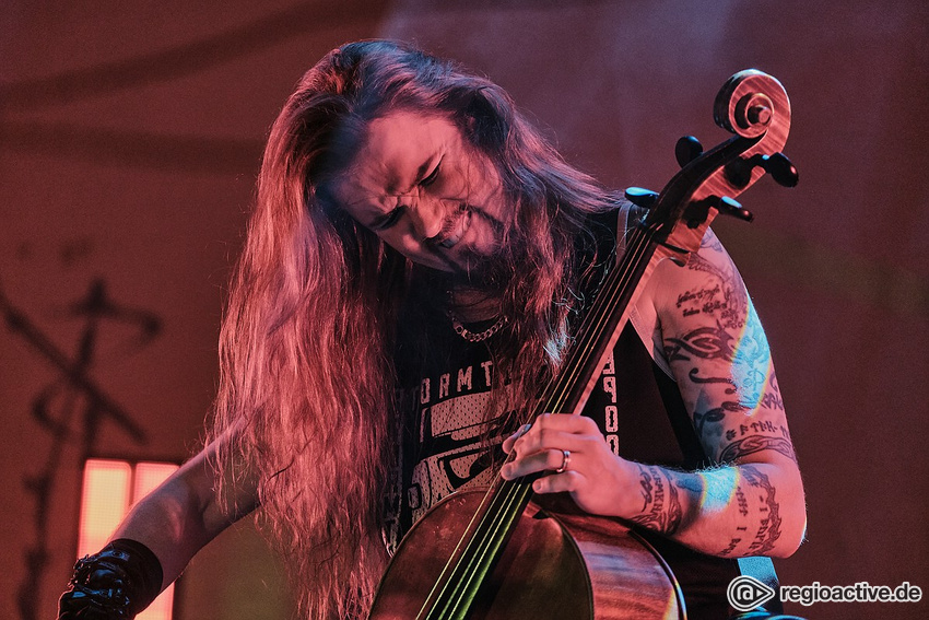 Apocalyptica (live in Frankfurt 2020)