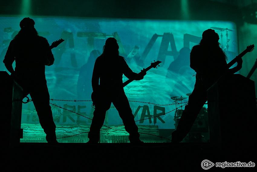 Sabaton (live in Frankfurt 2020)