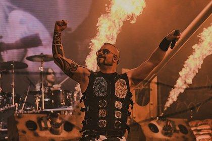 Emotionen und Explosionen - Das schwedische Metal-Kommando Sabaton füllt die Frankfurter Festhalle