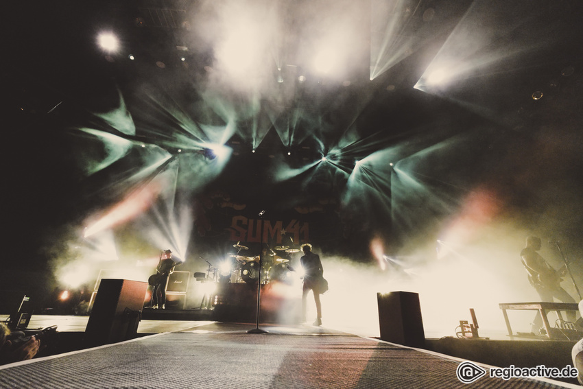 Sum 41 (live in Stuttgart 2020)
